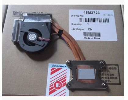 Lenovo ThinkPad T410 T410i Laptop CPU Fan and Heatsink 45M2723