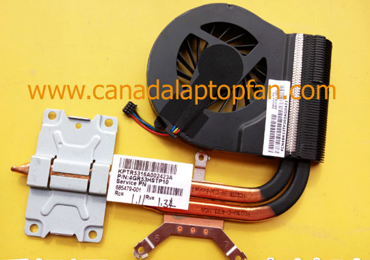 HP Pavilion G6-2268CA Laptop CPU Fan and Heatsink 685479-001
