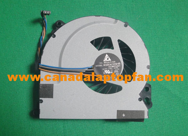 HP Envy 17-J078ca Laptop CPU Fan 720235-001