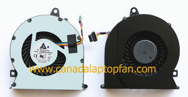 Acer Aspire 3750 3750G 3750ZG Laptop CPU Fan