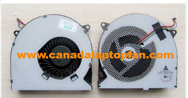 ASUS G75 G75V Series Laptop CPU Fan Left Side