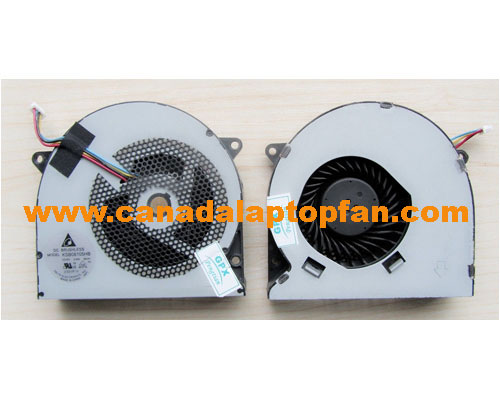 ASUS G75 G75V Series Laptop CPU Fan Right Side
