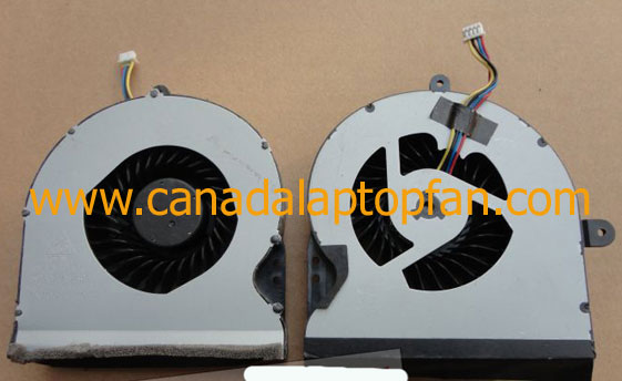 ASUS G751JT Series Laptop GPU Fan KSB0612HBA03 DC 12V