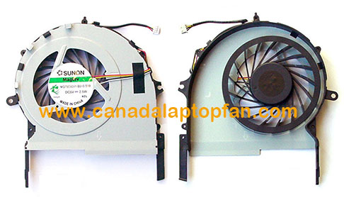 Acer Aspire 7745G Series Laptop CPU Fan