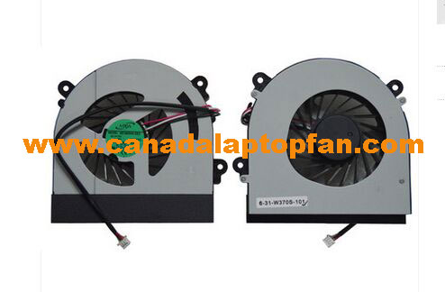Clevo W150 Series Laptop CPU Fan AB7905HX-DE3