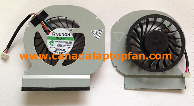Dell Latitude E6420 Series Laptop CPU Fan