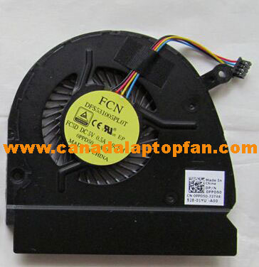 Dell VOSTRO 5460 5470 Laptop CPU Fan Left Side