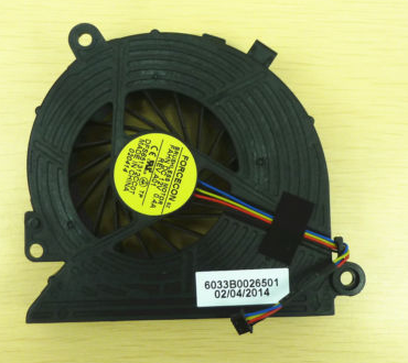 HP 18 ONE 18-1200CX Laptop CPU Fan 6033B0026501