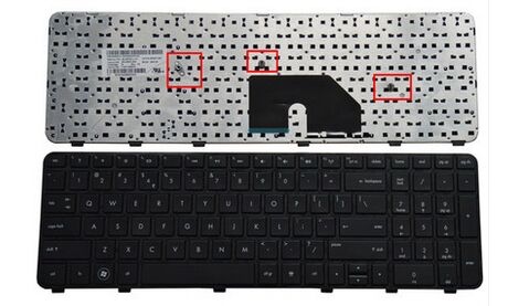 HP Pavilion DV6-6C73CA Laptop Keyboard