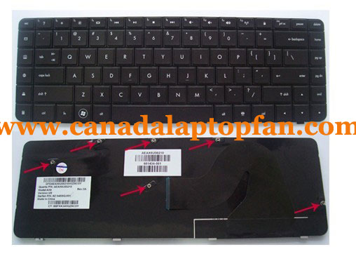 HP G62-244CA Laptop Keyboard