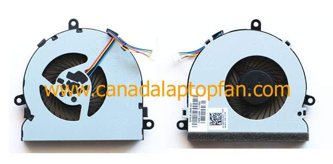 HP 15-BA024CA Laptop CPU Fan 813946-001