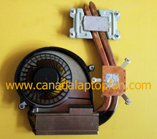 HP Pavilion 17-E033CA Laptop CPU Fan With Heatsink
