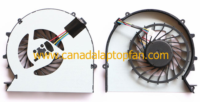 HP Probook 470 Series Laptop CPU Fan 721937-001
