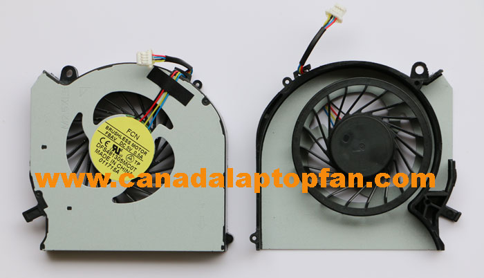 HP Pavilion DV6-7398CA Laptop CPU Cooling Fan