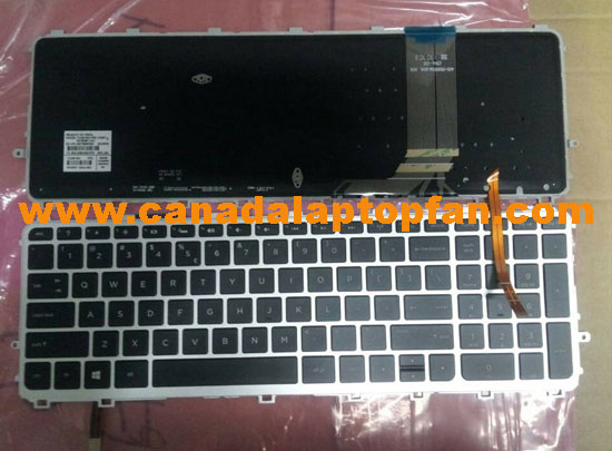 HP Envy 17-J010US Laptop Keyboard