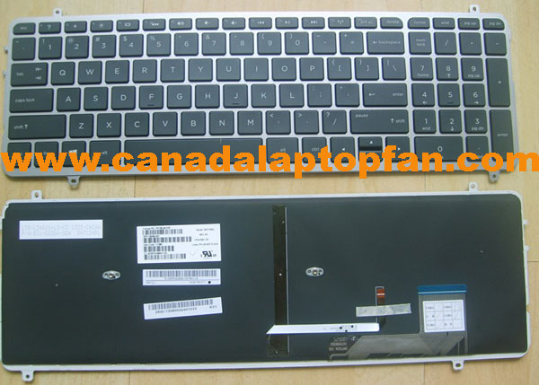 HP Envy M6-K000 Series Laptop Keyboard Backlit