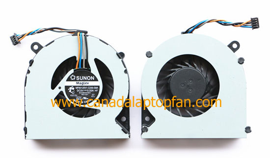 HP Probook 4330S Series Laptop CPU Fan