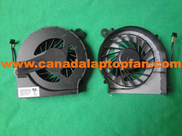 HP Q69C Series Laptop CPU Fan