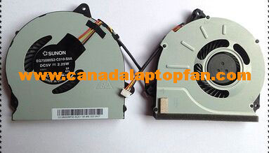 Lenovo G40-70 Series Laptop CPU Fan