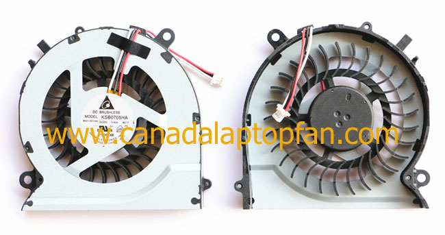 Samsung NP-550P7C Series Laptop CPU Fan