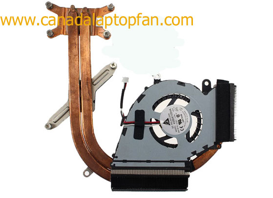 Samsung q430 Series Laptop CPU Fan and Heatsink