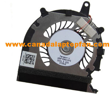 Sony VAIO SVP13 Series Laptop CPU Fan UDQFVSR01DF0