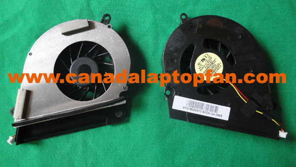 Toshiba Satellite A200 Series CPU Fan DFS531405MC0T (F6S9-CCW)