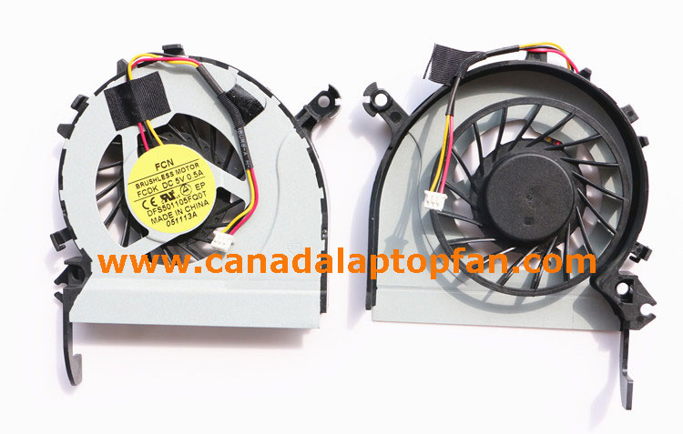 Toshiba Satellite C45D Series Laptop CPU Fan