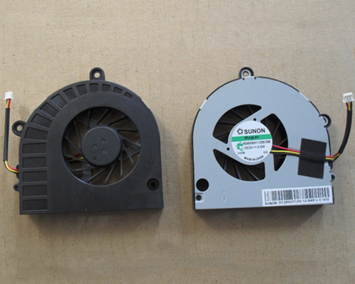 Toshiba Satellite C650 Series Laptop CPU Fan