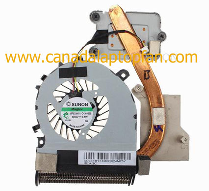 Toshiba Satellite C805 Series Laptop CPU Fan and Heatsink