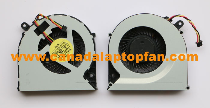 Toshiba Satellite C850 Series Laptop CPU Fan 3-wire