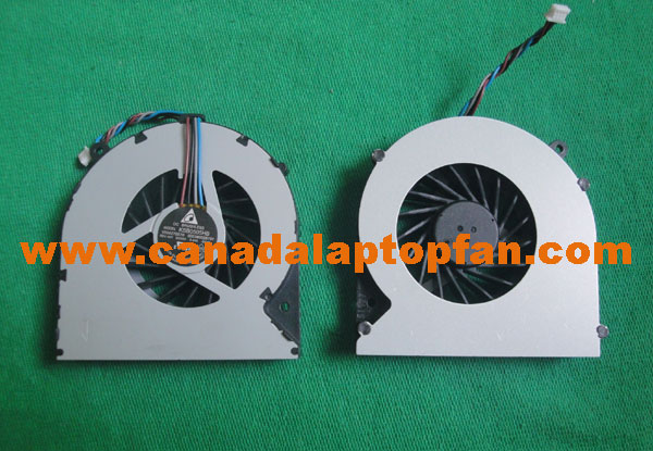 Toshiba Satellite L850 L850D Series Laptop CPU Fan 4-wire