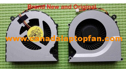 Toshiba Satellite S875D Series Laptop CPU Fan 3-wire
