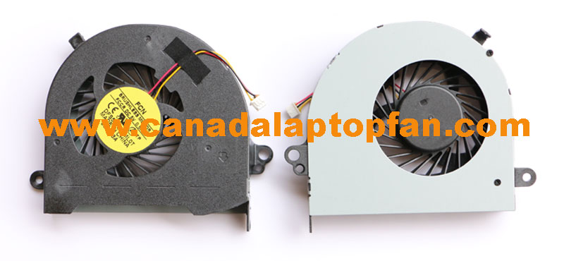 Toshiba Satellite L75D-7268NR Laptop CPU Fan
