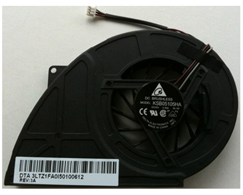 Toshiba Qosmio X500 X505 Series Laptop CPU Fan